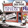 Today's cartoon: The politics of fear